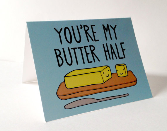 butter card // freshlyhatched.ca