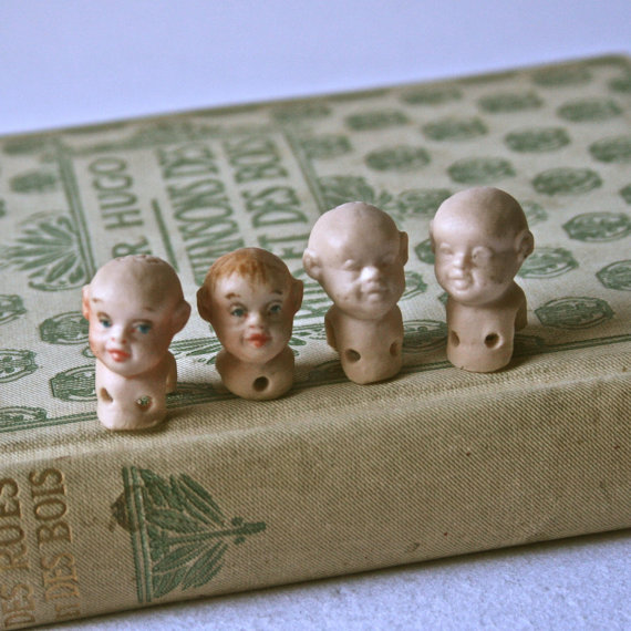doll heads // freshlyhatched.ca