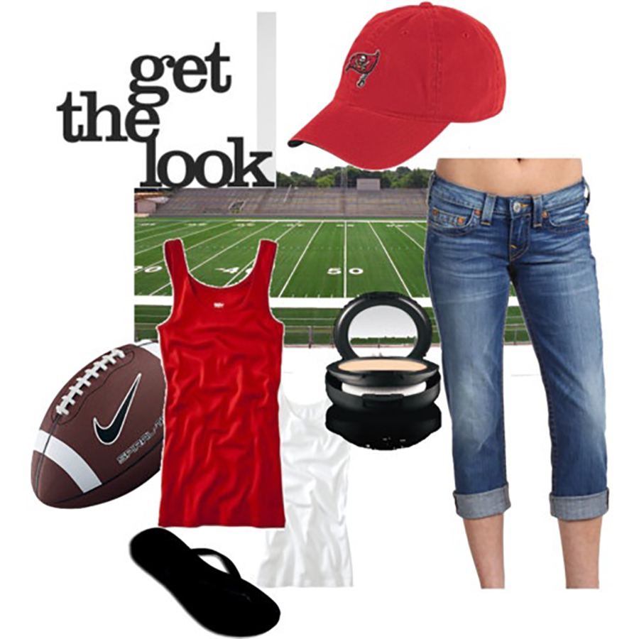 get the tailgate look