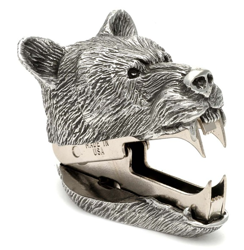 bear staple remover